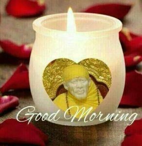Good Morning Free Sai Baba Images