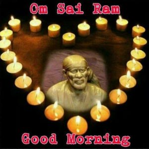 Good Morning HD Sai Baba Pictures