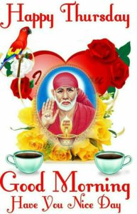 Sai Baba Good Morning Pics Download