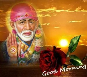 Sai Baba HD Good Morning Images Free