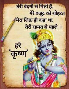 Beautiful Good Morning Images Shayari in Hindi