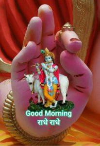 Happy Good Morning Wish Krishna