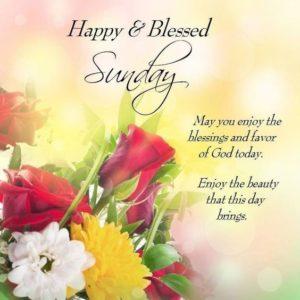 Happy Sunday Wishes Images Good Morning
