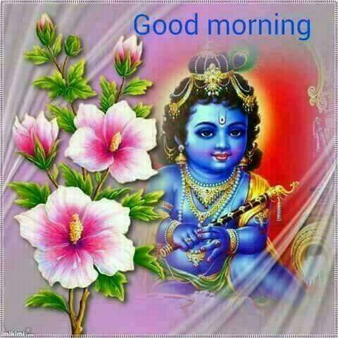 Top 77 God Krishna Good Morning Images for Free Download