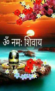 Om Namah Shivayah Good Morning Pictures