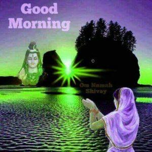 Shiva Good Morning Wishes Images