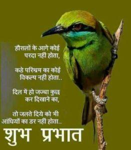 Shubh Prabhat Good Morning Quotes