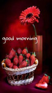 Beautiful Girlfriend Good Morning Image