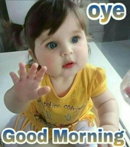 Good Morning Cute Girl Pictures