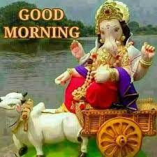 Good Morning Ganesh Ji Photos