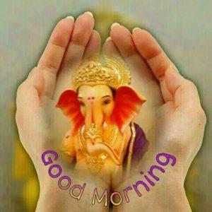 Good Morning Ganesh Photos Wallpapers