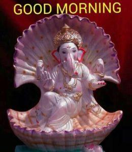 Good Morning Ganpati Bappa Images