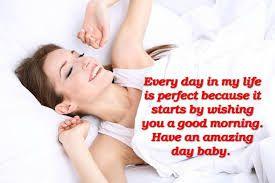 Good Morning Romantic Image