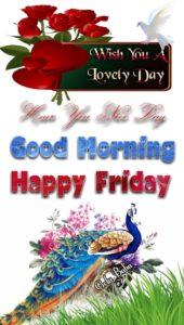 Happy Shukrawar Good Morning Image