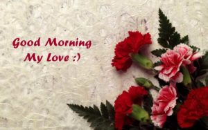Love Romantic Good Morning Images