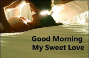Lovely Romantic Good Morning Image