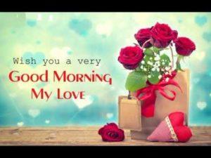 Romantic Good Morning Images Photos