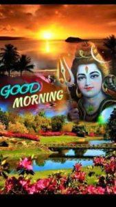 Shiva Good Morning Images Hindu God