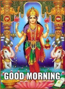Shukrawar Laxmi Ji Good Morning Images