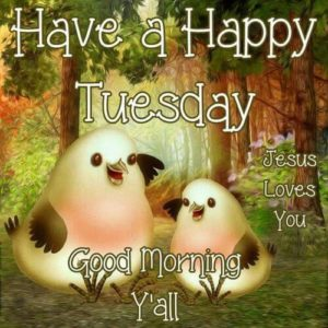 Tuesday Good Morning Blessing Photos