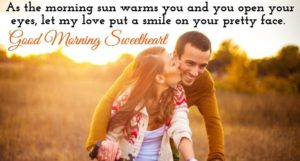 Very Romantic Good Morning Images for Couple