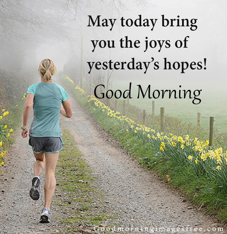 Best Good Morning Inspiring Quote Image