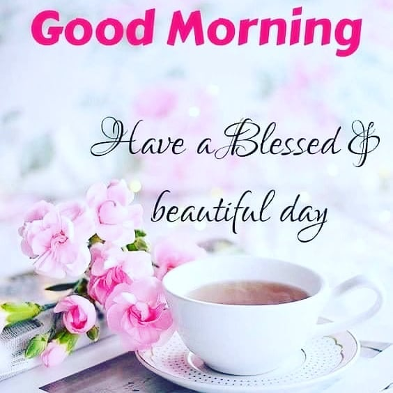 Special Good Morning Wish Image for Beautiful Day
